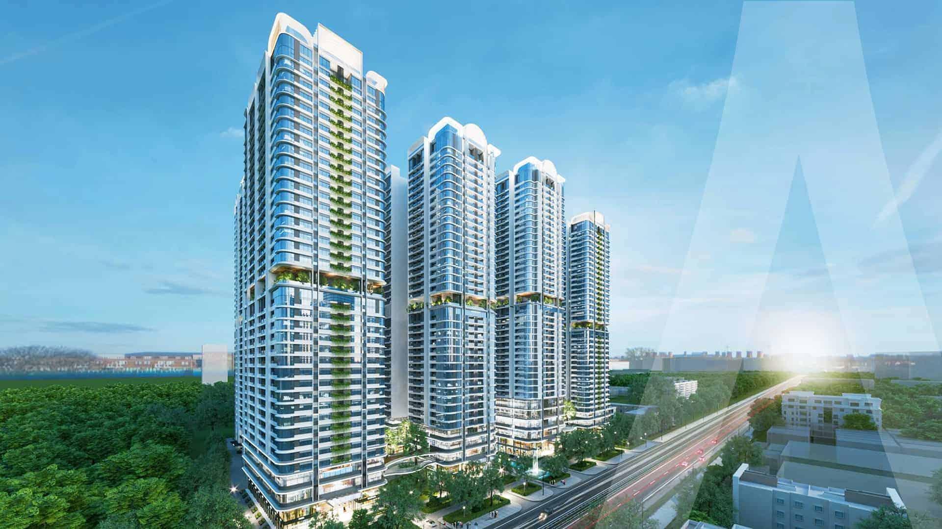 Dự án Astral City Bình Dương: thu hút nhiều nhà  đầu tư