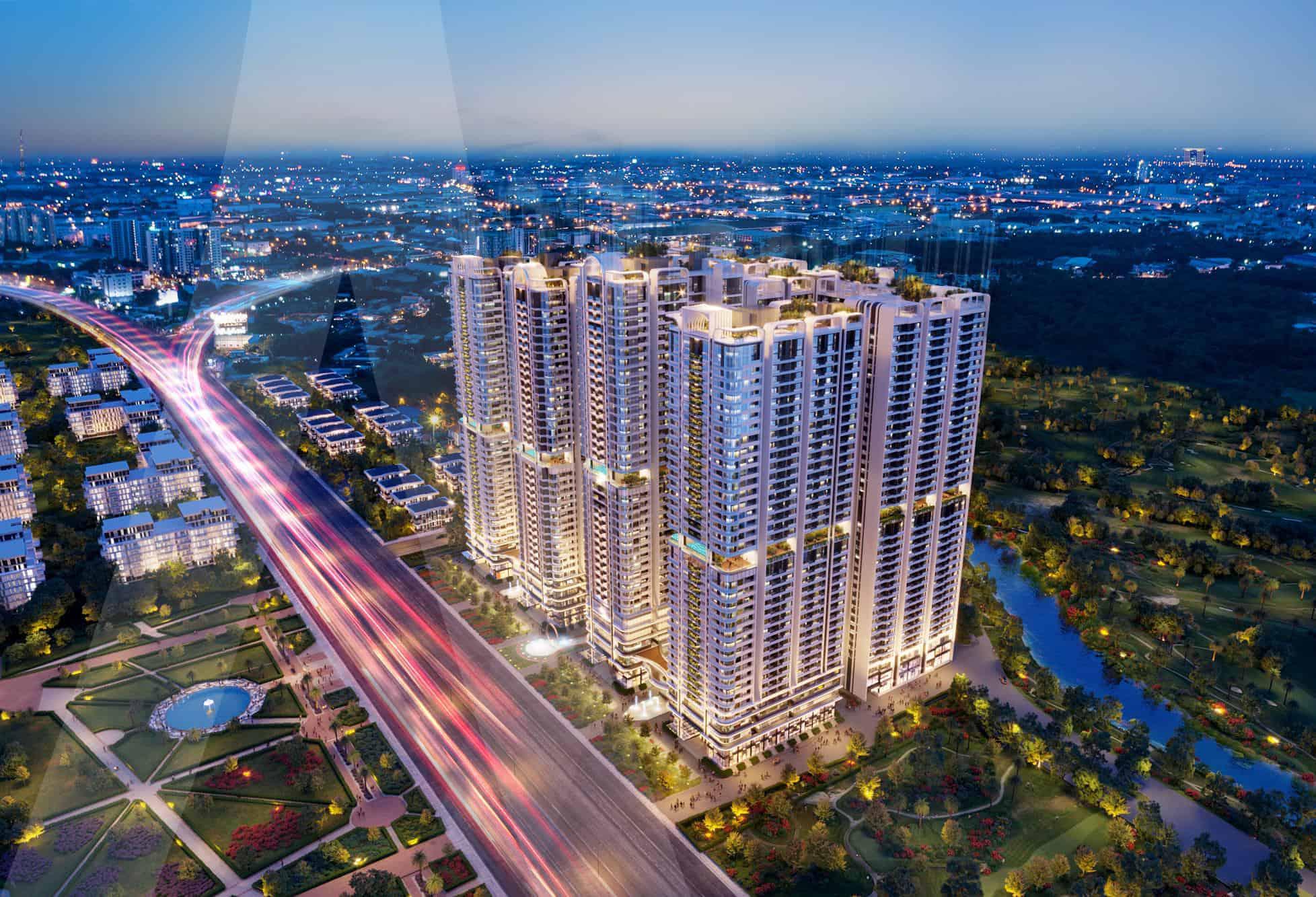 Cơ hội vàng đầu tư căn hộ Thuận An Bình Dương