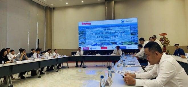 """Thuận An Bình Dương """"xây móng"""" đón dòng vốn BĐS"""