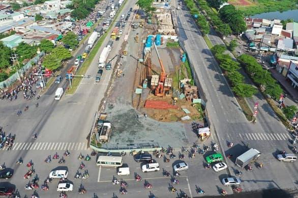 Dự án giao thông kết nối về các vùng phụ cận TP. Hồ Chí Minh