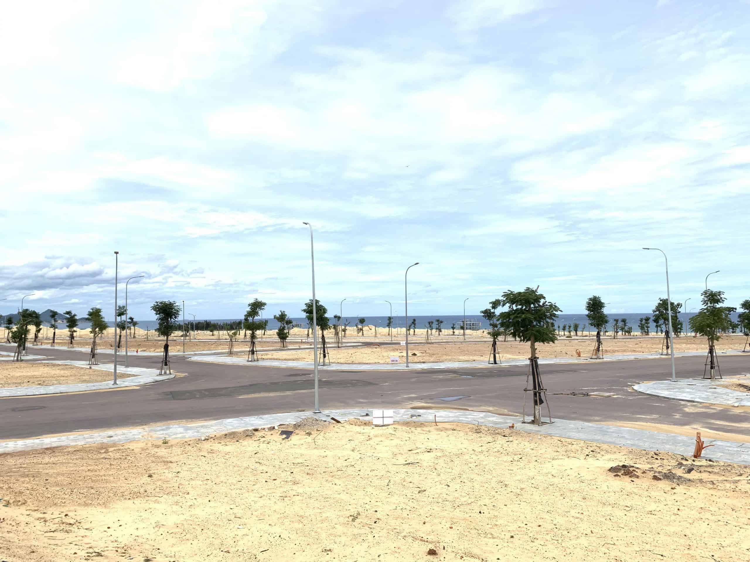 Biến động tăng giá đất 400% trong 5 năm qua tại Bình Định?
