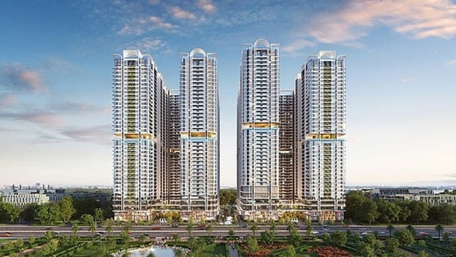 Astral City Thuận An được thổi hồn bởi kiến trúc sư lừng danh thế giới
