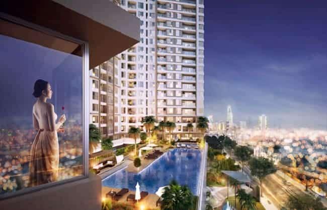 Giải mã sức nóng căn hộ cao cấp Astral City Thuận An