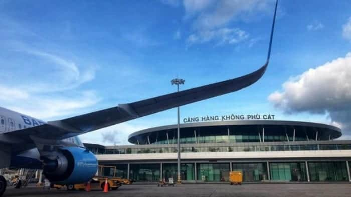Đề xuất đưa huyện Phù Cát Bình Định thành sân bay quốc tế Bình Định