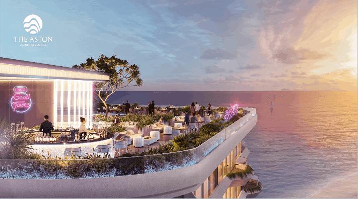 The Aston Luxury Residence: Hạ tầng tạo sức bật lớn cho dự án