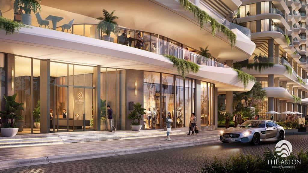 The Aston Luxury Residence phát triển mảng xanh tự nhiên vượt trội