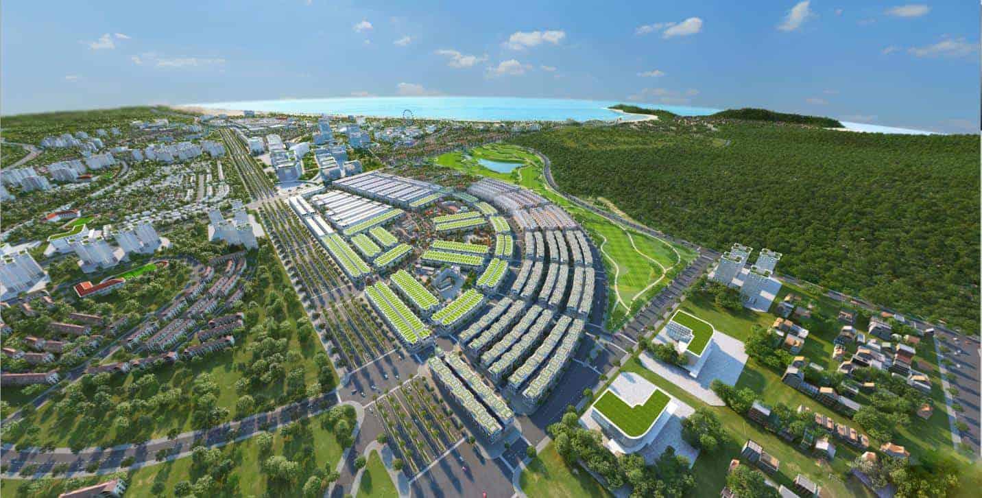 """Khu đô thị Kỳ Co Gateway: 'Sức hút của """"giao lộ vàng"""""""