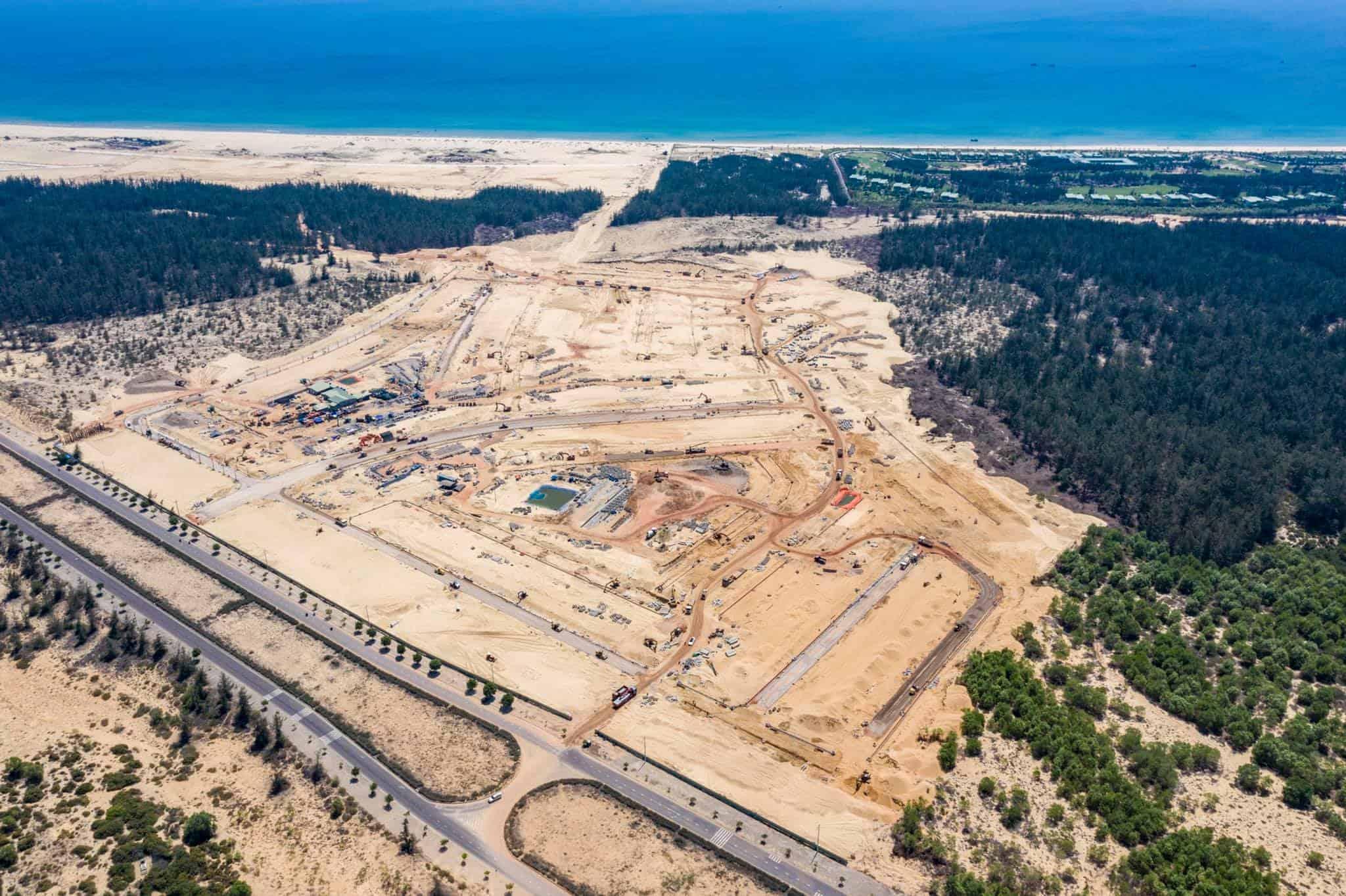 Đất nền tiếp tục dẫn dắt thị trường bất động sản sang năm 2021