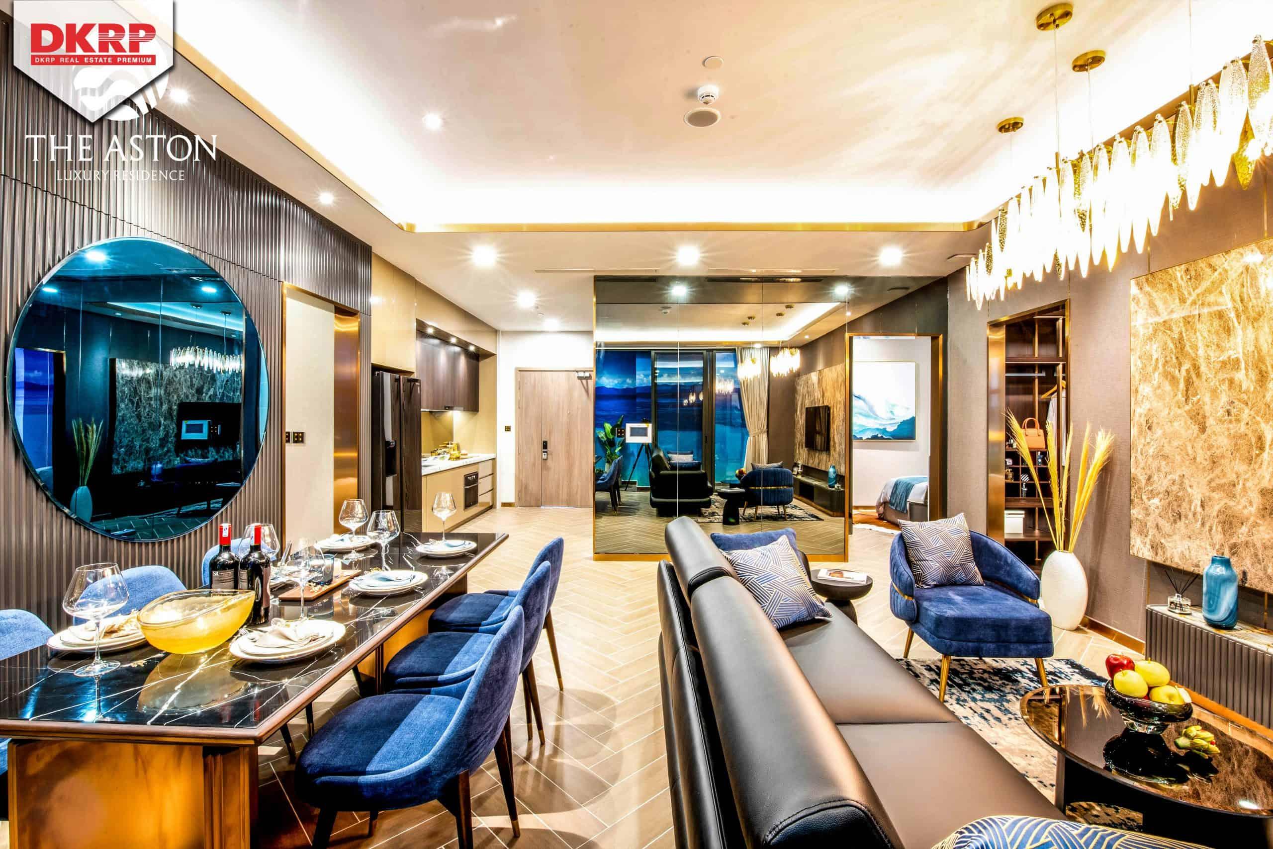 The Aston Luxury Residence Nha Trang được săn đón nhờ sở hữu địa thế phong thủy