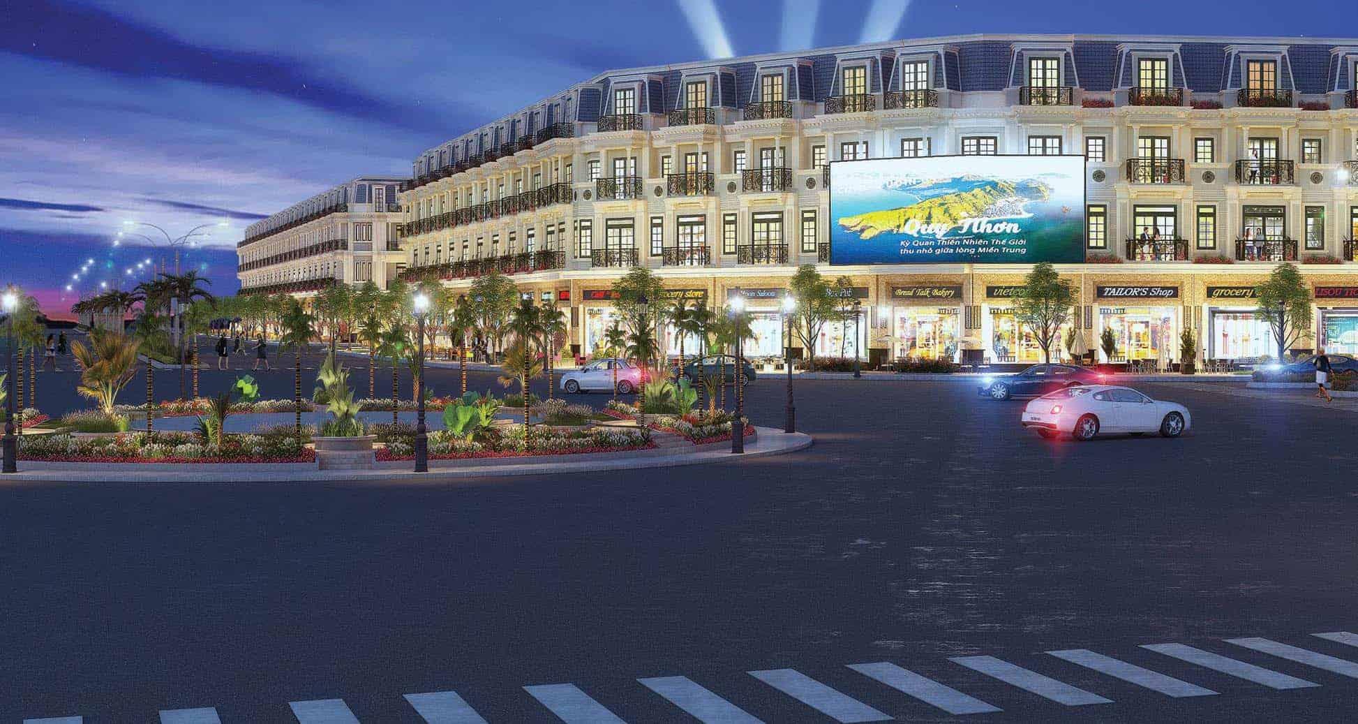 Khu đô thị Kỳ Co: Xu hướng sống mới tại đô thị ven biển