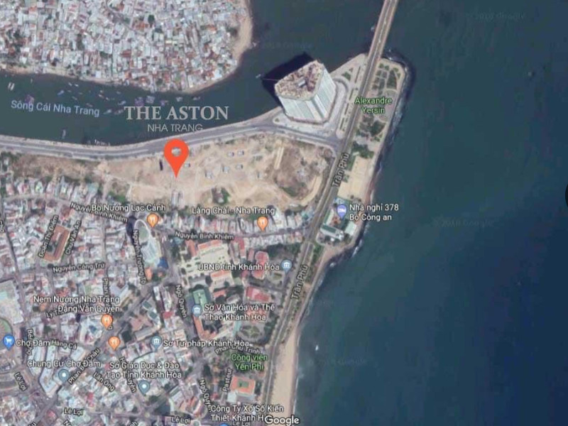 The Aston Luxury Residence Nha Trang siêu phẩm mới bên vịnh biển