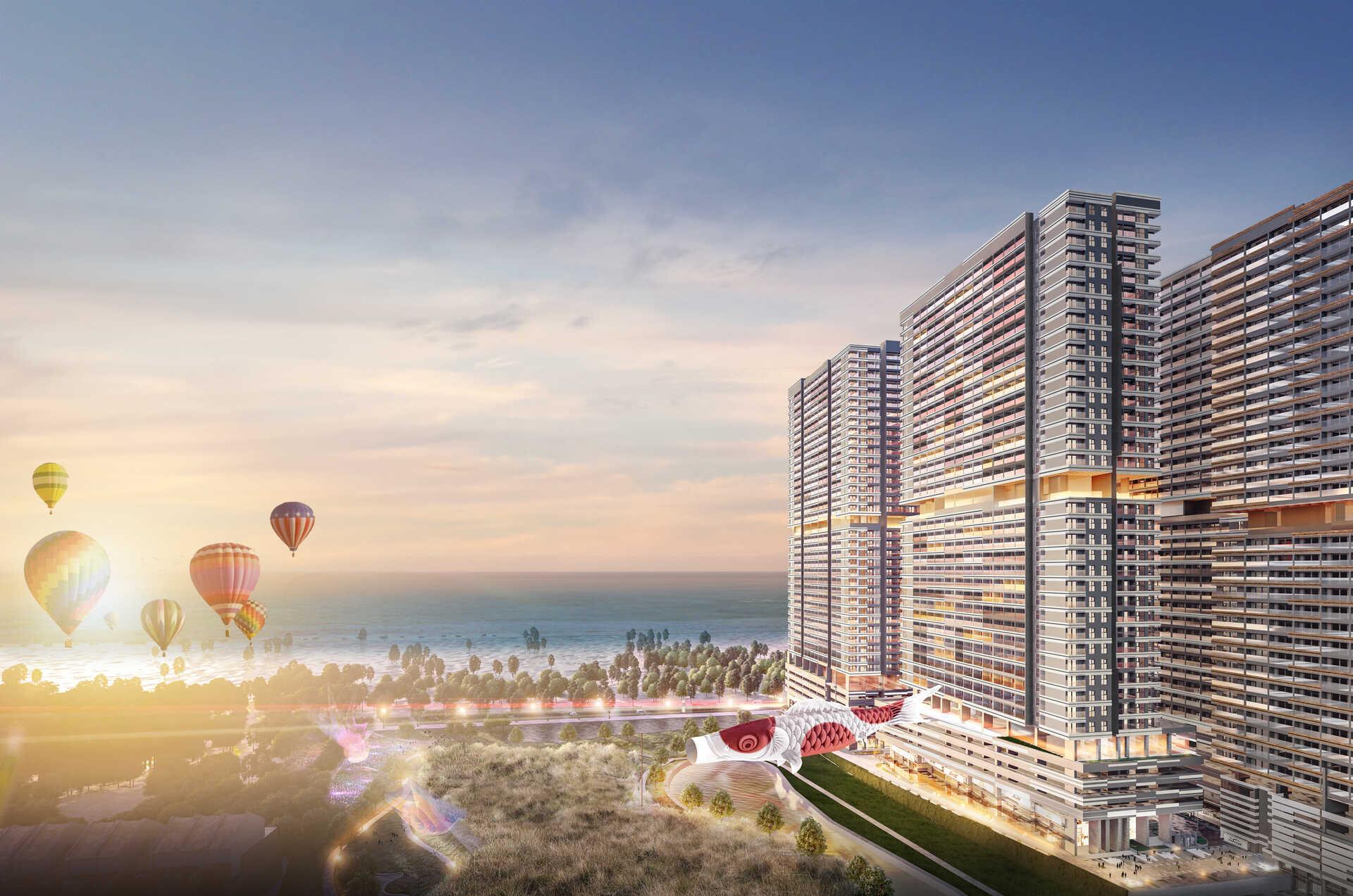 Căn hộ Takashi Ocean Suite điểm nhấn của thị trường bất động sản Quy Nhơn