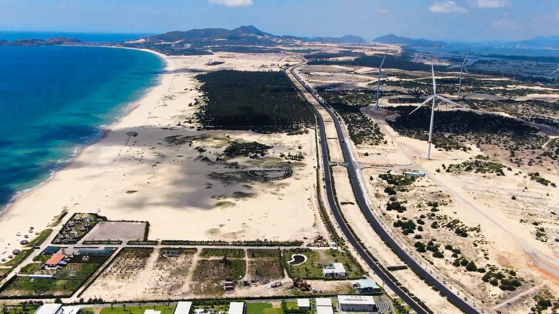 Dự án Takashi Ocean đón sóng hạ tầng phát triển đồng bộ tại Quy Nhơn